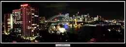 28 Sydney at night from North Sydney