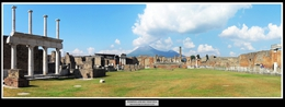 46 Pompeii and Mt Vesuvius Italy