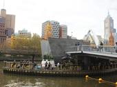 12 - Melbourne - Restaurant on Pedestrian Bridge