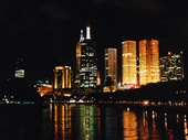 35 - Melbourne at night