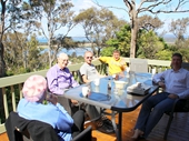 24 - Chillin with friends at Merimbula
