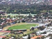 28 - Aussie Rules ground near Fremantle