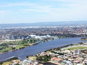 54 - Burswood Casino and Gloucester Park