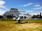 60 - The Helicopter near Burswood Casino