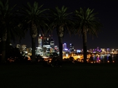03 - Perth from King's Park at night