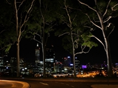 04 - Perth from King's Park at night