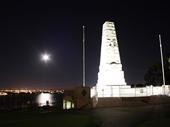 06 - King's Park Memorial at night