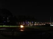 12 - King's Park Memorial at night