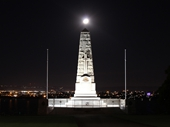 13 - King's Park Memorial at night