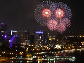 14 - Fireworks over Perth