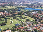 121 - Golf course in Eastern Suburbs