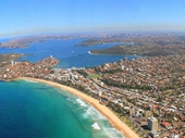 01 - Sydney from the air