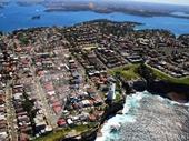 48 - Coastline north of Bondi Beach