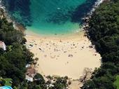 73 - Small beach on North Head