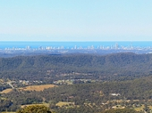 01 - Gold Coast from Mount Tamborine