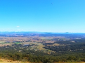 02 - Canungra Valley from Mount Tamborine