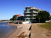 80 - Riverfront home at Mooloolaba