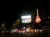 20 - Hard Rock Cafe at Night