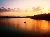 127 - Sunset Fishing on Tallebudgera Creek