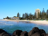 133 - Rainbow Beach at Coolangatta