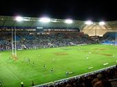 96 - Gold Coast Titans game at Robina