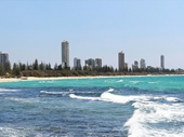 08 - Gold Coast from Burleigh Heads