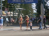21 - Meter Maids in Surfers Paradise