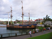 75 - Sea World -  Endeavour Replica