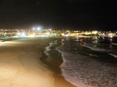 05 - Bondi Beach at night