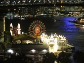 09 - Luna Park at night