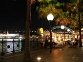 10 - Circular Quay restaurant view