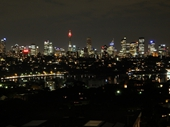 20 - Sydney at night