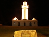 25 - Macquarie Lighthouse at night