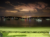26 - Sydney at night from Watsons Bay