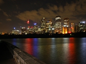 27 - Sydney at night