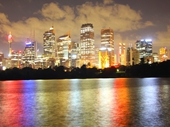 28 - Sydney at night
