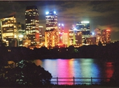 29 - Sydney City lights
