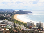 16 - Northern Beaches from Collaroy Lookout