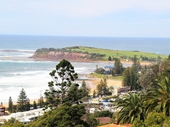 21 - Northern Beaches from Collaroy Lookout