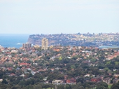 23 - Looking to Manly from Phillip's Lookout