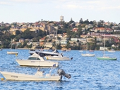 25 - Boats on Harbour near Vaucluse