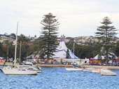 26 - Boats on Harbour at Rose Bay