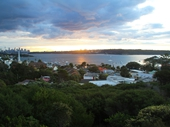 33 - Sydney sunset from South Head