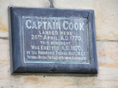 36 - Captain Cook Memorial on Botany Bay