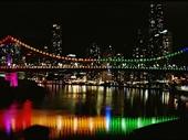 01 - Story Bridge Rainbow Pattern