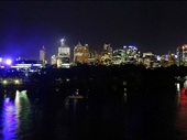 02 - Brisbane from Kangaroo Point by night