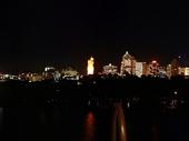 03 - Brisbane from Kangaroo Point at night