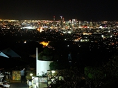 10 - Brisbane from Mt Coot-tha at night