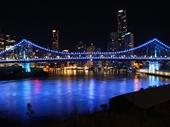 12 - Story Bridge at night