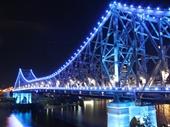 13 - Story Bridge at night